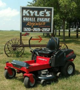 Specials Used Mower Troybilt