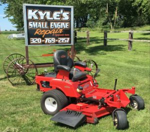 Specials Used Mower Country Clipper