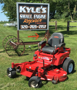 Country Clipper Challenger Lawn Mower