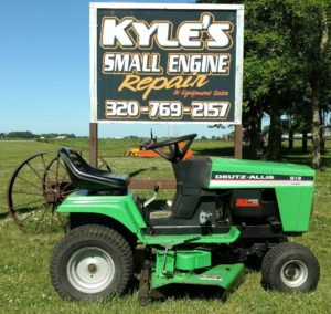Specials: Used Mower Deutz Allis